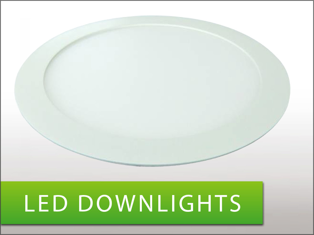 LED Downlight in NRW